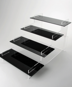 4 Tier Acrylic Display Stand