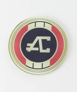 Apex Legends Coin themed printed acrylic gaming coaster