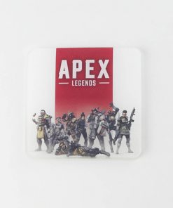 Apex Legends Printed Acrylic Coaster Gaming Accessory