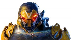 Anthem Ranger Javelin Exosuit