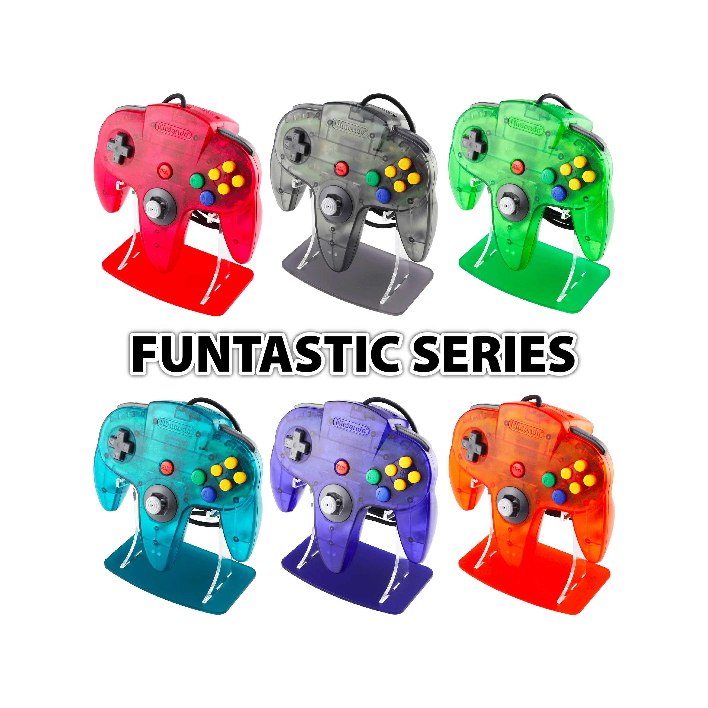 Nintendo 64 Funtastic Stands