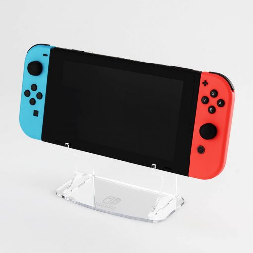 Nintendo Switch Etched Mirror Console Stand