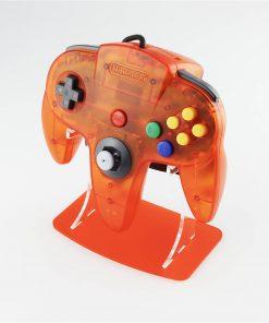 Fire Orange Nintendo 64 Funtastic