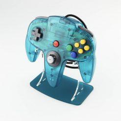Ice Blue Nintendo 64 Funtastic
