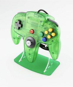 Jungle Green Nintendo 64 Funtastic