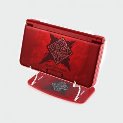 Monster Hunter Red Close Lid