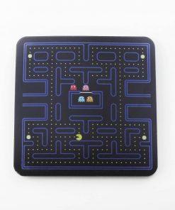 Pac man Maze Coaster Retro Classic Arcade Game