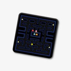 Pac-Man Maze Single Coaster