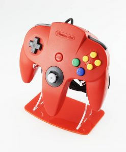 Nintendo 64 Red Controller Stand