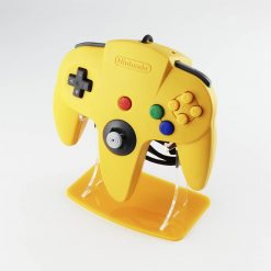 Nintendo 64 Yellow Controller Stand