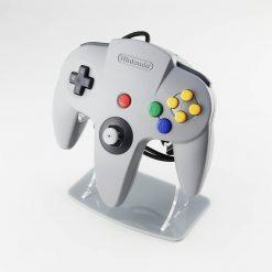 Nintendo 64 Grey Controller Stand