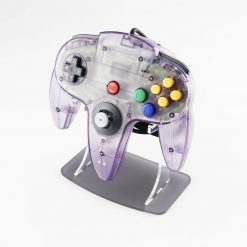 Nintendo 64 Atomic Purple Controller Stand