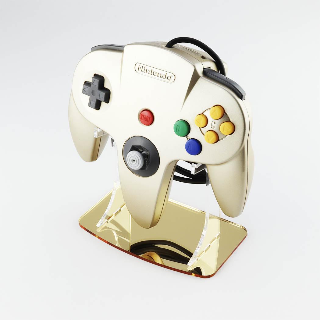 Nintendo 64 Gold Controller Stand