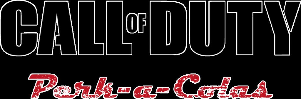 Call Of Duty Perk-a-Colas Logo