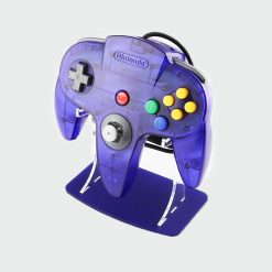 Grape Purple N64 Stand