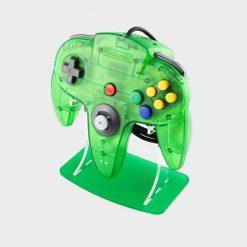 Jungle Green N64 Stand