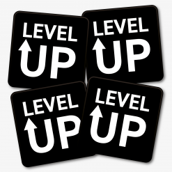 Level Up Coaster