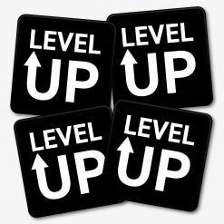 Level Up Coaster