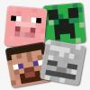 Minecraft Charcater Coaster