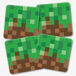 Minecraft Landscape Coaster