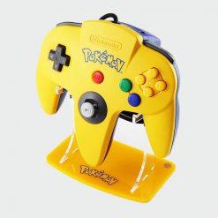 N64 Pokemon Yellow Battle Set Stand