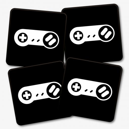 SNES Controller Coaster