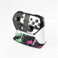 Splatoon Colour Nintendo Switch Controller Plus Acrylic Display Stand