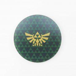 The Legend of Zelda Printed Acrylic Gaming Coaster