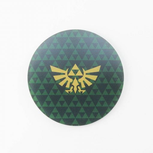 The Legend of Zelda Printed Acrylic Gaming Coaster