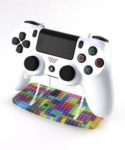 Lego Brick PlayStation 4 Printed Acrylic Controller Display Stand