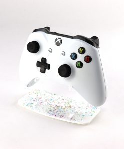 Paint Splatter Xbox One Printed Acrylic Controller Display Stand