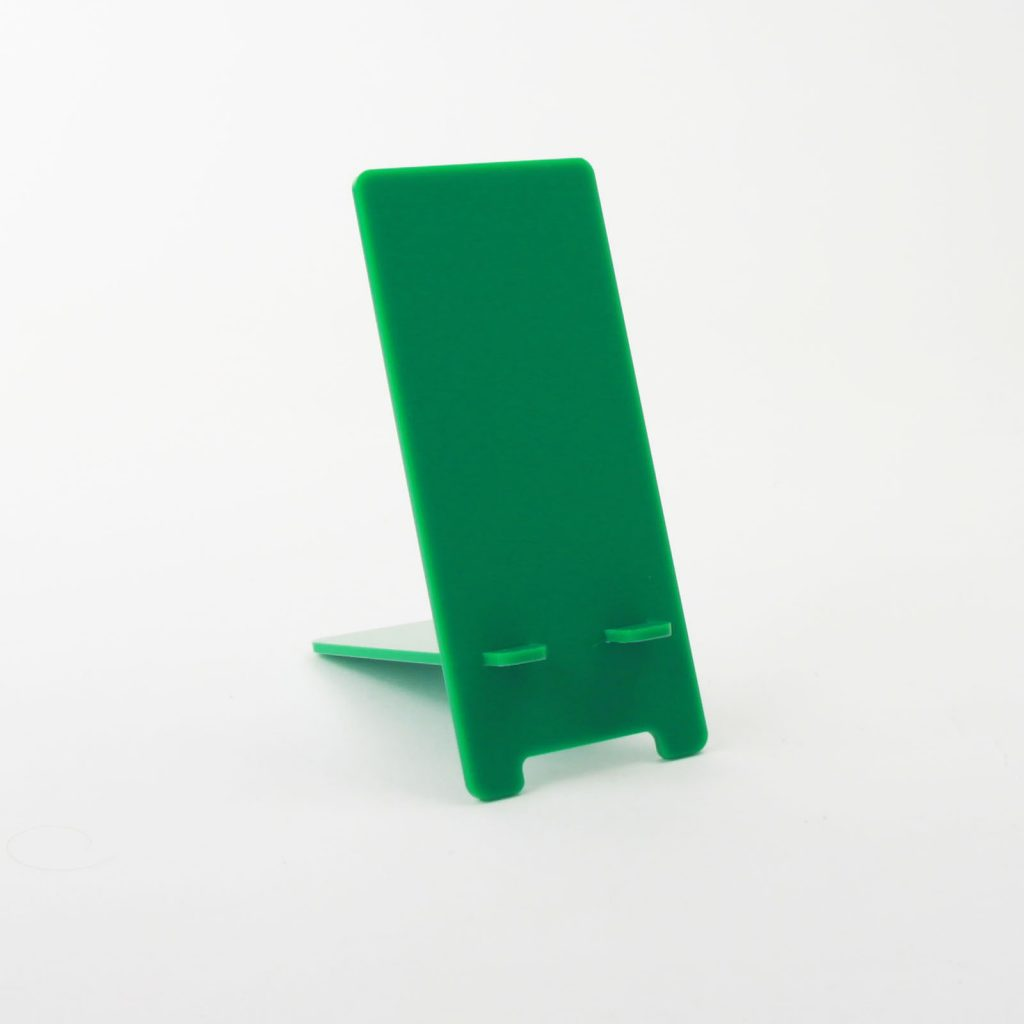 Slotted Mobile Phone Holder