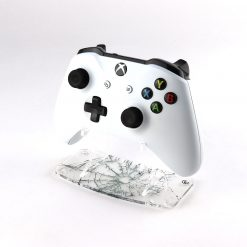 Shattered Glass Xbox One Printed Acrylic Controller Display Stand