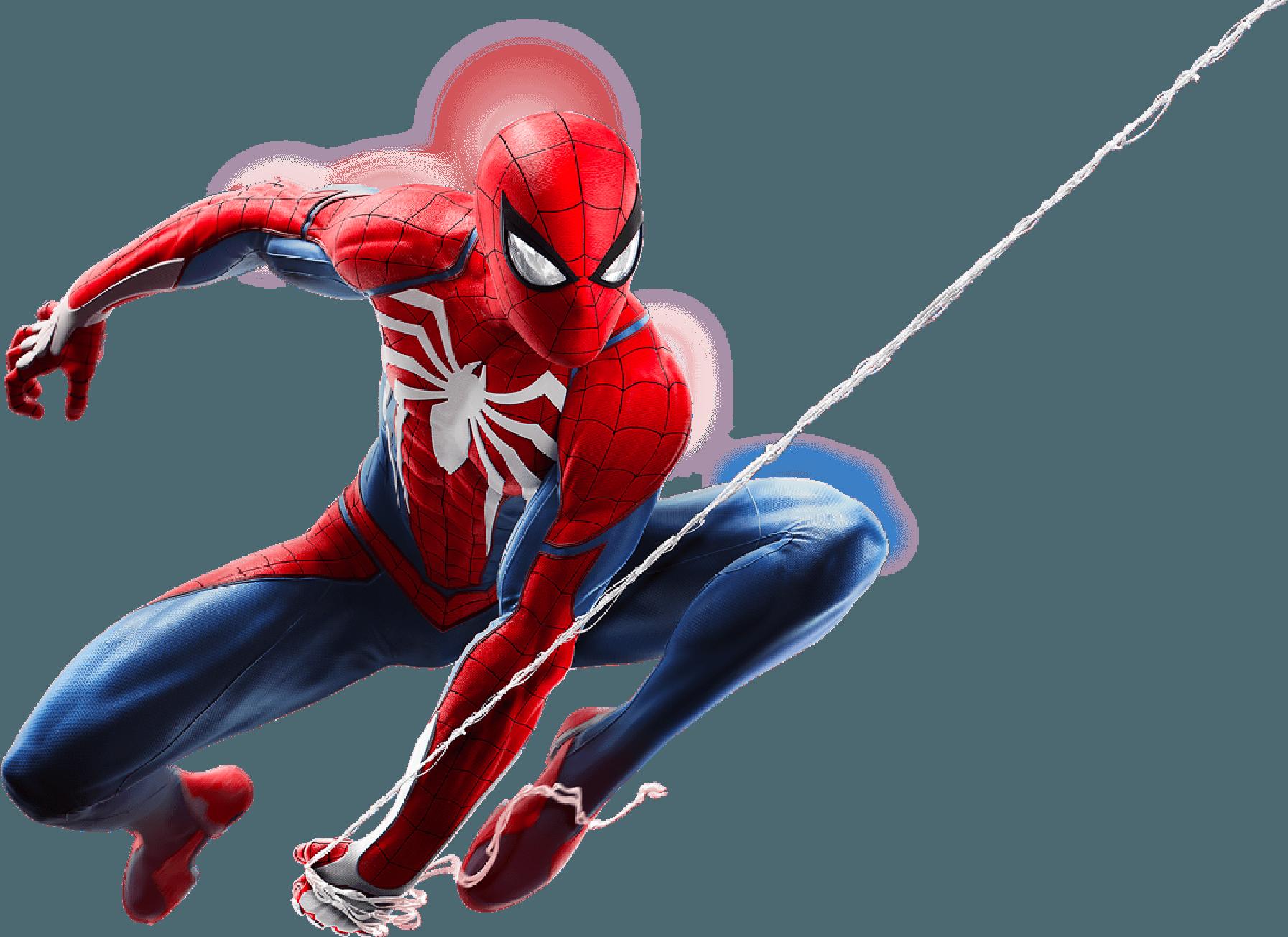 Spider-Man Gaming Displays Printed Stands Background
