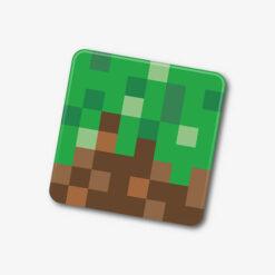 Minecraft Pixel Single Coaster