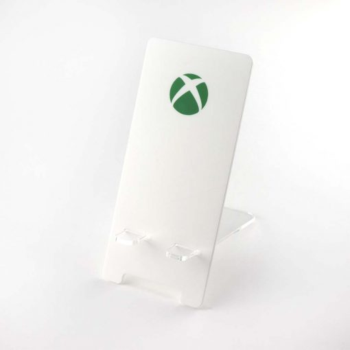 Xbox Logo Printed Acrylic Mobile Phone Stand