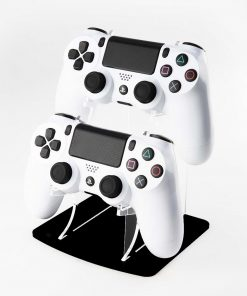 PlayStation 4 Double Acrylic Controller Display Stand PS4