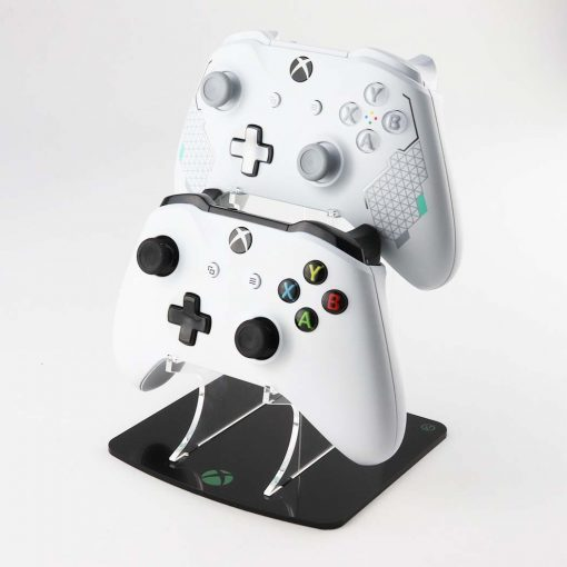 Xbox One Logo Double Acrylic Controller Display Stand