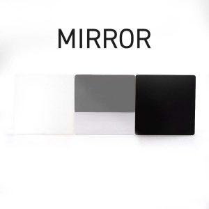 Silver Mirror Acrylic Swatch