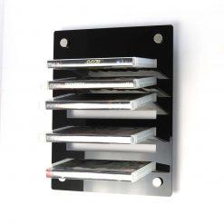 Acrylic PlayStation 3 Wall Mounted Game Display Rack