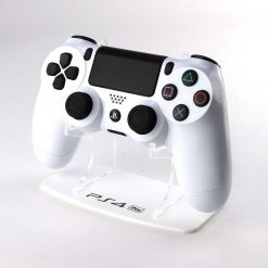 White PS4 Pro PlayStation 4 Controller Stand