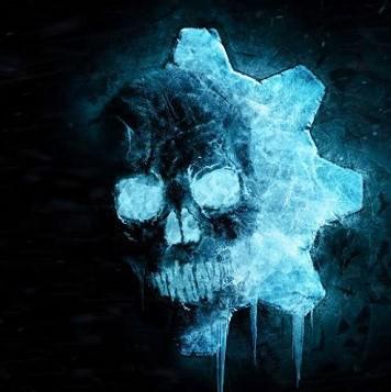 2019 Release Dates - Gears 5 Skull Logo