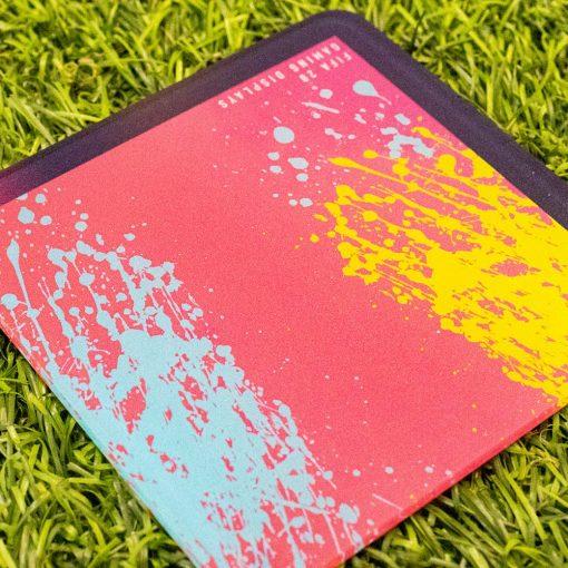 Close Up of the FIFA 20 Gaming Coaster