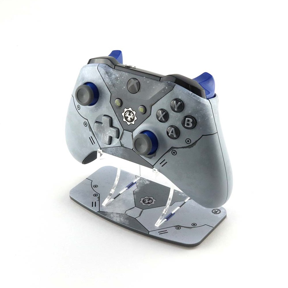 Gears 5 Kait Diaz Xbox One Printed Acrylic Controller Display Stand