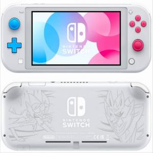 Nintendo Switch Pokémon Zacian and Zamazenta