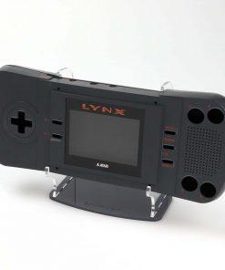 Atari Lynx I Handheld Console Acrylic Display Stand