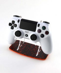 Molten Lava PlayStation 4 Printed Acrylic Controller Display Stand