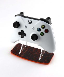 Molten Lava Xbox One Printed Acrylic Controller Display Stand