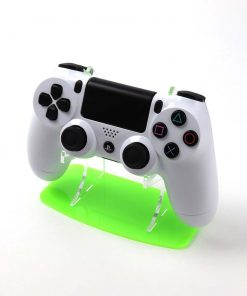 Luau Green Neon Highlights PlayStation 4 Stand