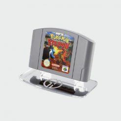 N64 Cartridge Stand